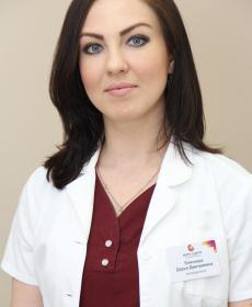 Елисеева Дарья Дмитриевна